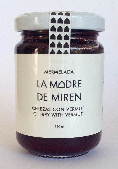 Cherry with vermut